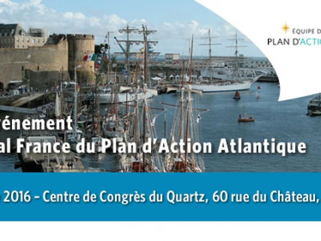 3ème événement National France du Plan d'Action Atlantique