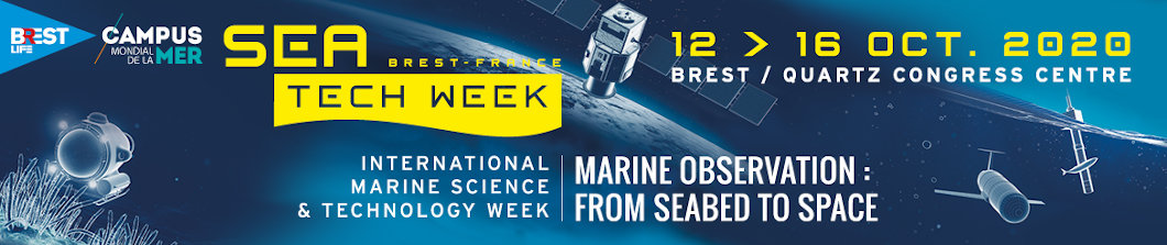 Marin Observation : From seabed to space - 12 > 16 octobre 2020