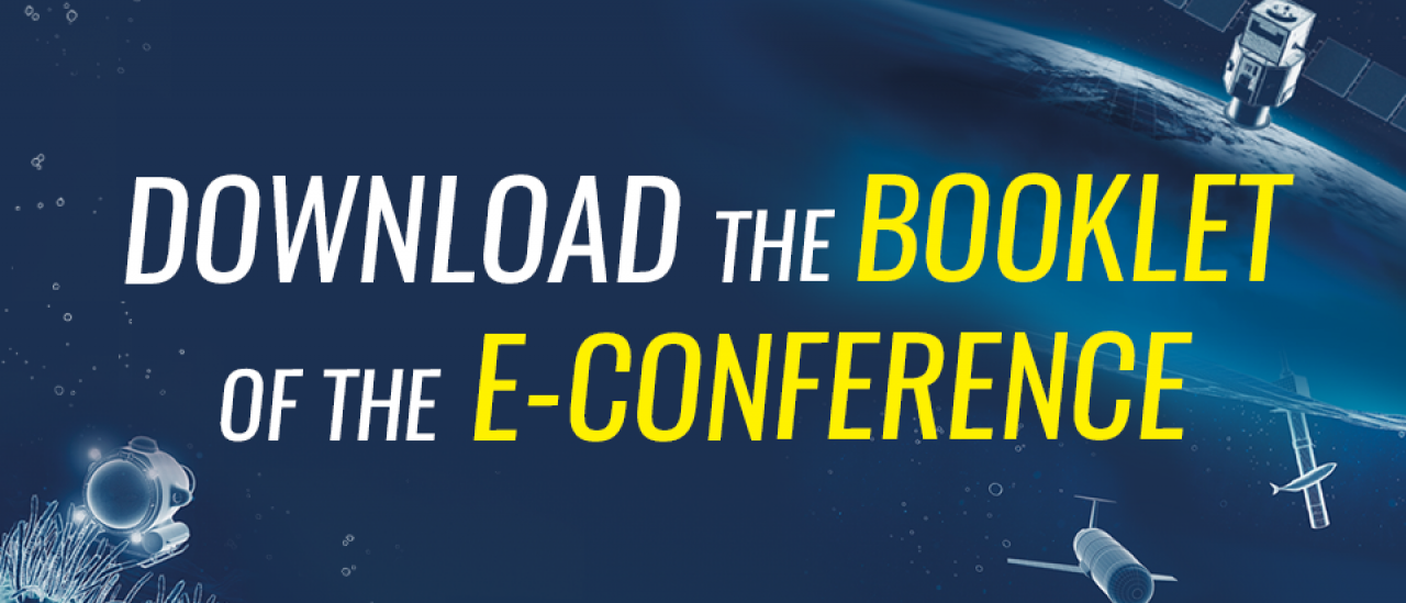 Download the booklet of the e-conference