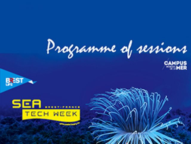 "PROGRAMME DE LA SESSION  "" B1 - Bioresources: unlocking and accessing the potential of the marine environment (Part I)"""