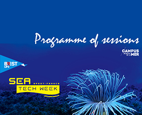 "PROGRAMME DE LA SESSION  : ""BT3 - Sustainable biorefinery for marine ressources (Part I)"""
